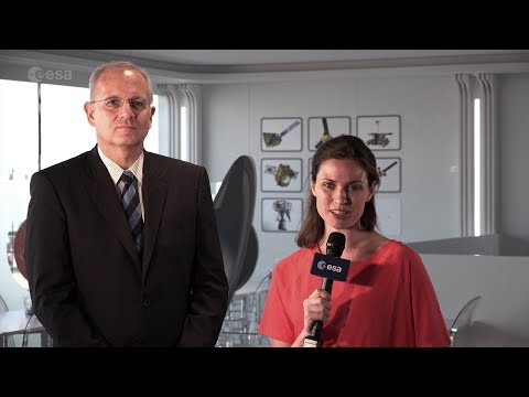 Interview with Jean-Yves Le Gall