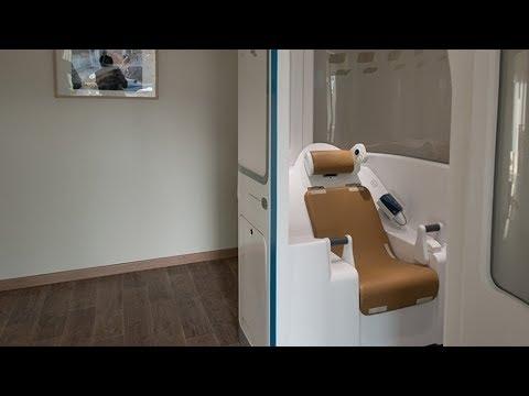 Consult Station : la 1ere cabine médicale connectée