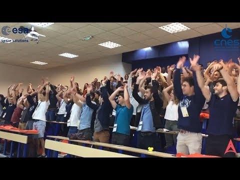 ActInSpace 2018 : ambiance en France et dans le monde (25 et 26/05) 1/3