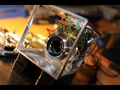 EyeSat : un cubesat, des étudiants et la Voie Lactée