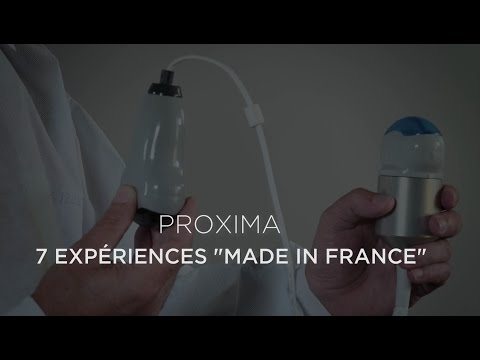 Proxima : 7 expériences made in France