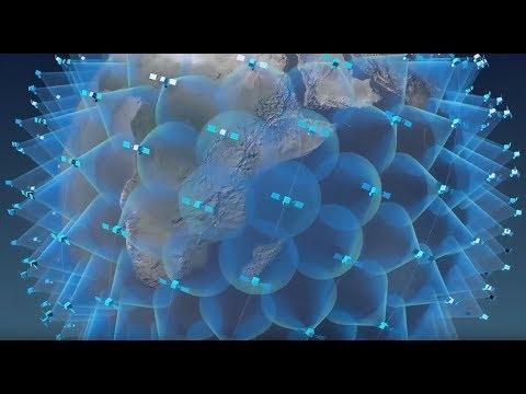 Futur : des milliers de petits satellites interconnectés