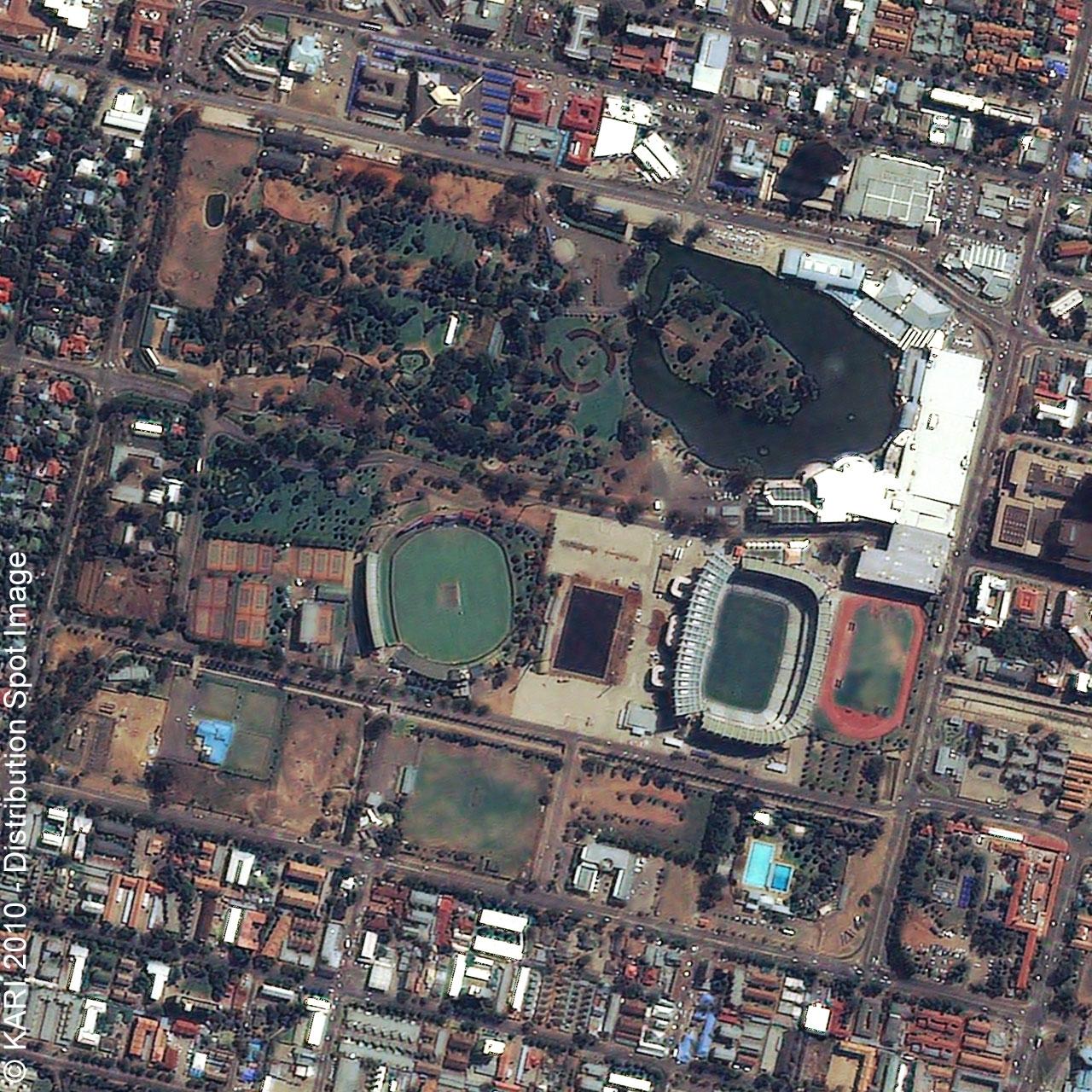 Free State Stadium - Mangaung/Bloemfontein