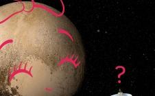 Pluton : des montagnes de surprises