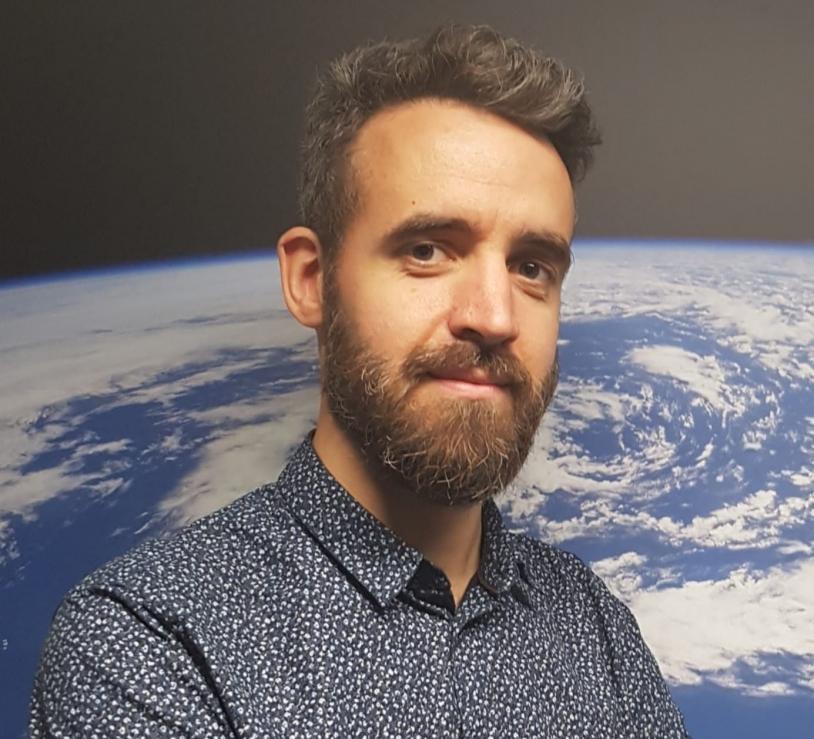Julien Mariez, chef du service juridique