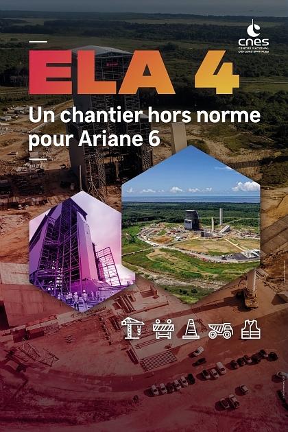 Exposition ELA 4/Ariane 6