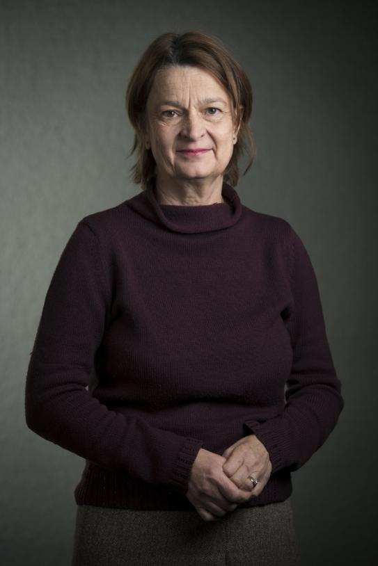 Sylvie Léon-Hirtz. Crédits : CNES/S. Godefroy, 2008.