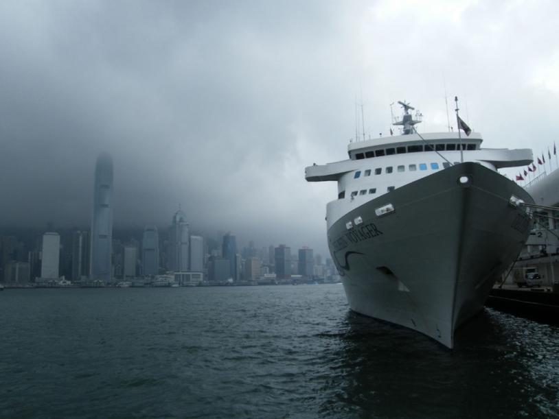 Hong-Kong. Crédits : Phovoir
