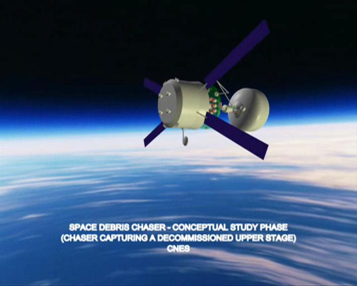 Projet OTV du CNES. Crédits : CNES.