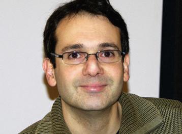 Hervé Cottin, a researcher at LISA. Credits: LISA.