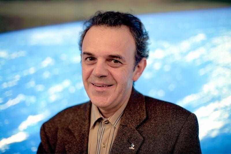Francis Rocard, planétologue au CNES. Crédits : O. Pascaud.