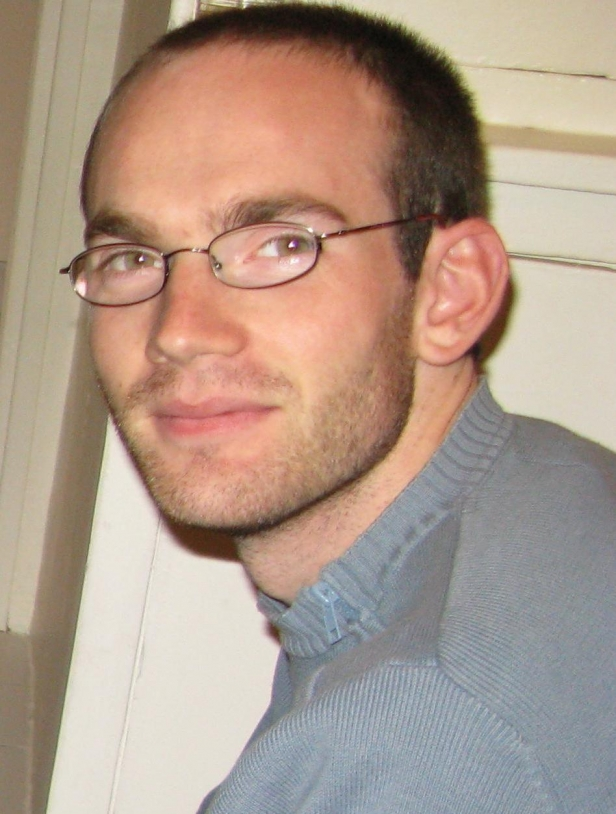 Frédéric Merlin, lecturer and researcher at Paris 7 University. Credits: Paris 7 University.