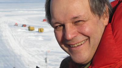 Philippe Cocquerez, Concordiasi project leader at CNES. Credits: CNES.