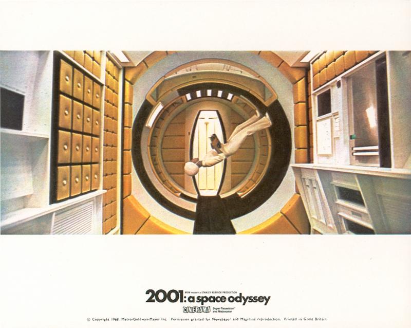 2001: L'Odyssée de l'espace (2001: A Space Odyssey, GB/USA 1965-68) © Warner Bros. Entertainment Inc.