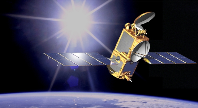 Data from the Jason-2 satellite are used for Mercator Ocean's forecast charts. Credits: NASA.