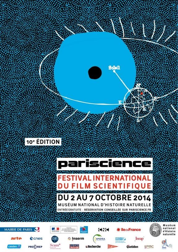 Pariscience 2014, du 2 au 7 octobre, au Museum National d'Histoire Naturelle, à Paris. Crédits : AST.