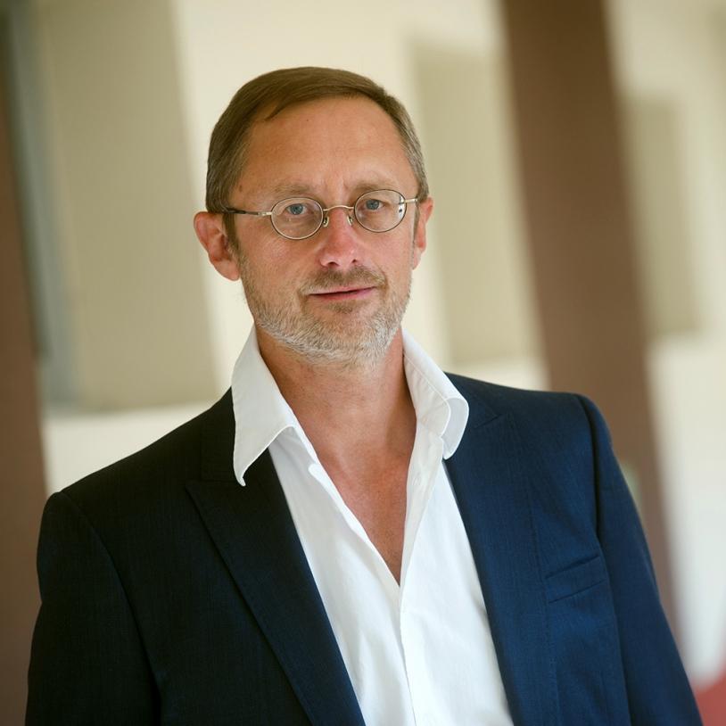 Philippe Gaudon, chef de projet Rosetta au CNES. Crédits : CNES.