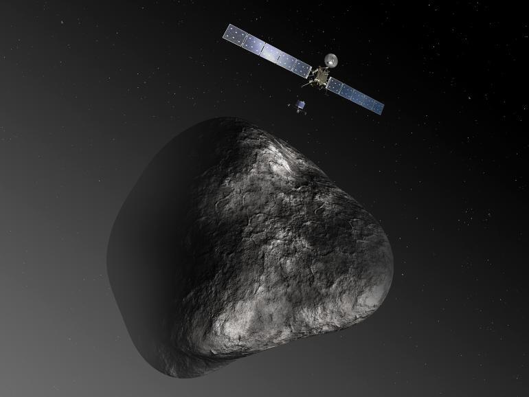 rosetta-satellite