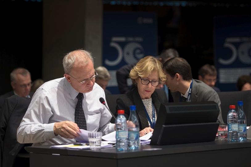 Reunion Ministerielle de l'ESA